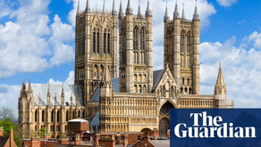 Stairways to heaven: England's top 10 cathedrals