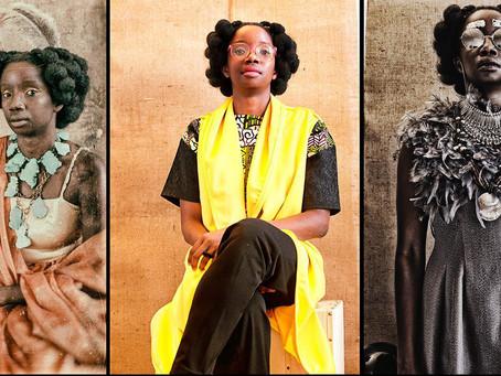 A pop-up hair salon from Uganda treats black hair as a science and an art
