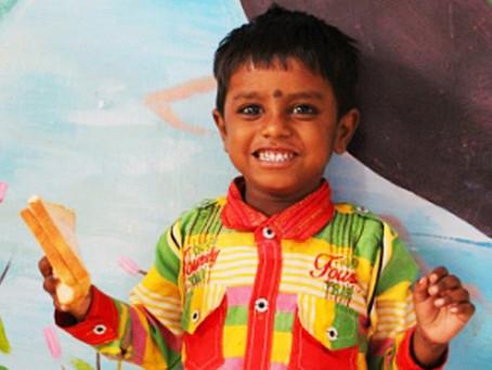 @FeedingIndia has served more than 13 million meals