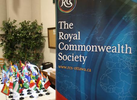 Commonwealth Interfaith Service - Ottawa, Sunday 10 Mar 4-5pm