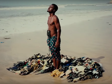 Forget bling: Ghana's rappers are putting the environment center stage