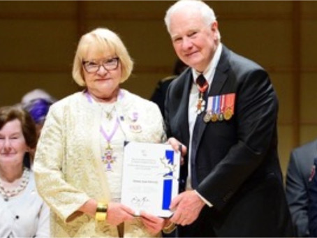 Caring Canadian Awarded to Donna Petroski