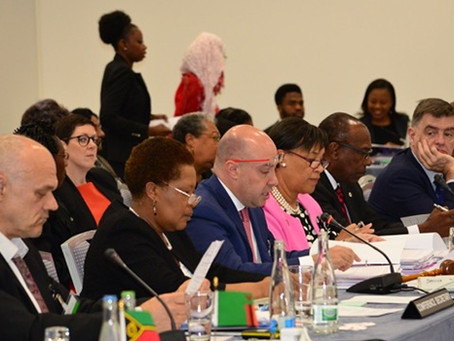 Health ministers commit to practical action on UHC