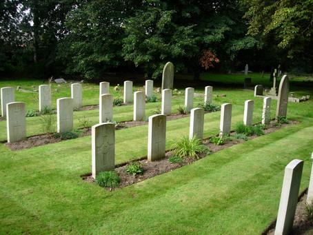 Seeking #WWI relatives