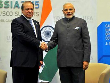 Squabbling neighbours India and Pakistan will be security partners as SCO members