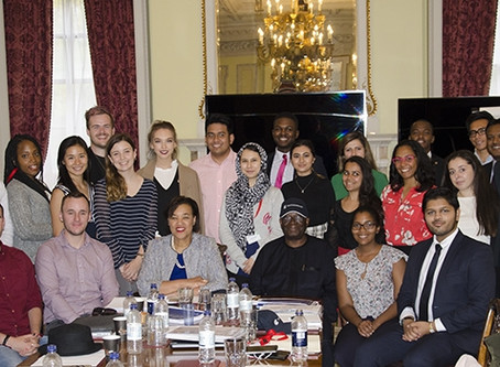 Canadians on the Committees of the Commonwealth Youth Council!