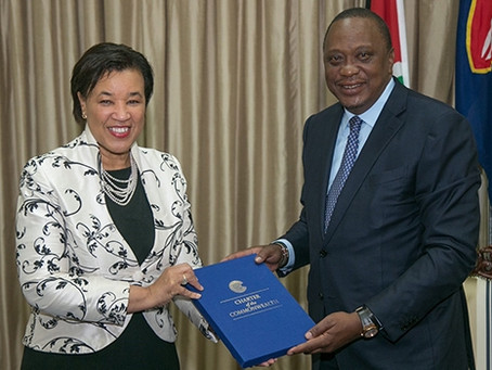 African trade deal 'amazing' for Commonwealth