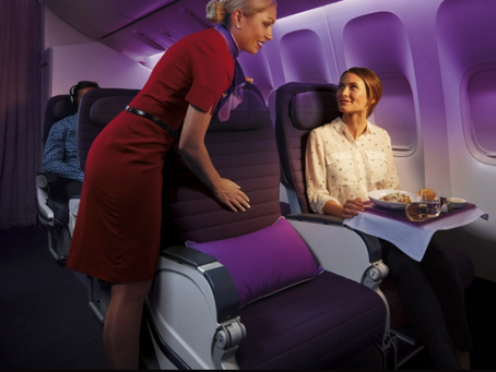 """How """"premium"""" is premium economy? A guide to choosing that upgrade, airline by airline"""