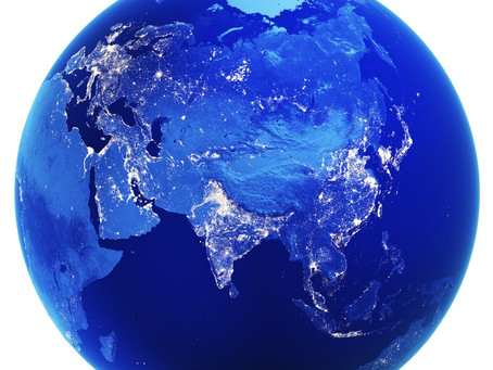 How Did a Chunk of India and Eurasia Just Disappear?