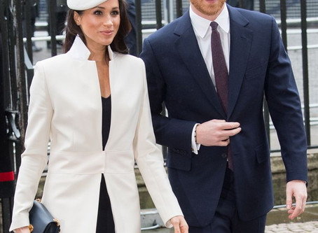 Harry, Meghan & Archie Returning to England for Commonwealth Day Service