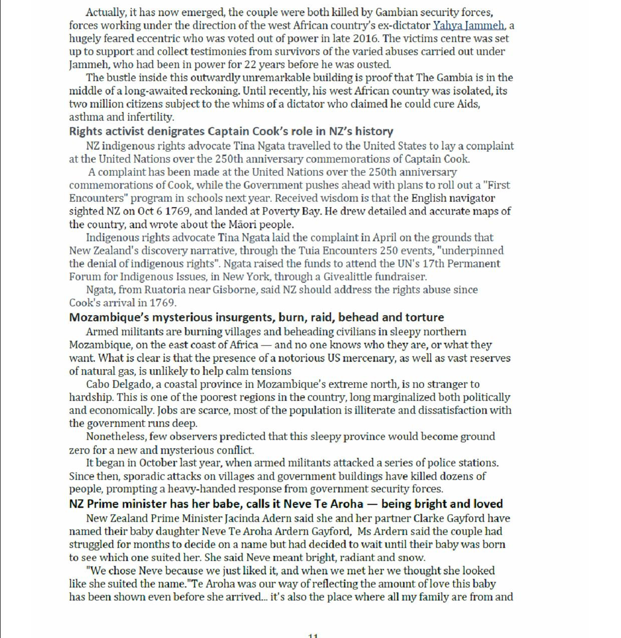 July 2018 Commonwealth Observer 11