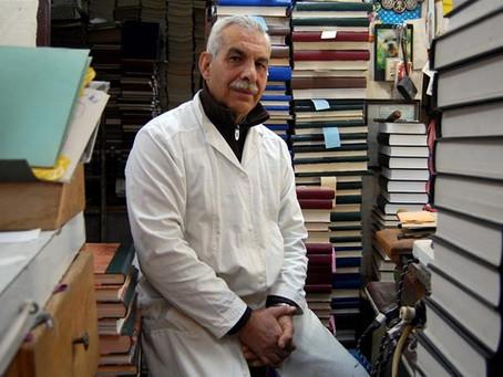 Tunis bookbinder 'giving life' to ancient manuscripts