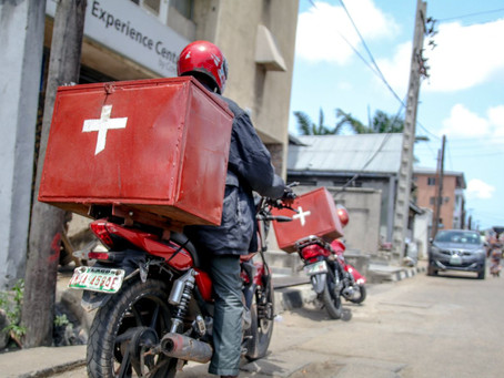 Investors are backing a startup tackling Nigeria's blood delivery challenge