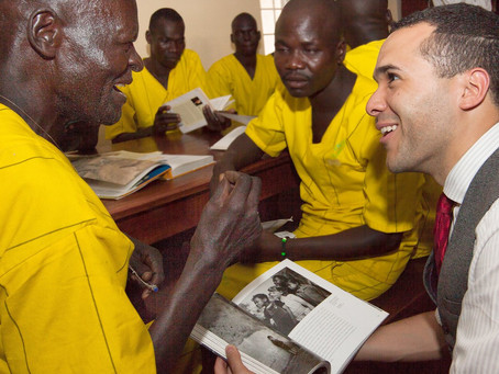 @africanprisons is helping prisoners study law