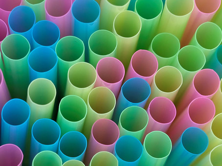 Even if the US never used a plastic straw again, it would barely make a dent