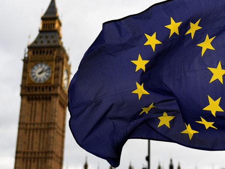 EU citizens will now lose free access to the UK in 2019