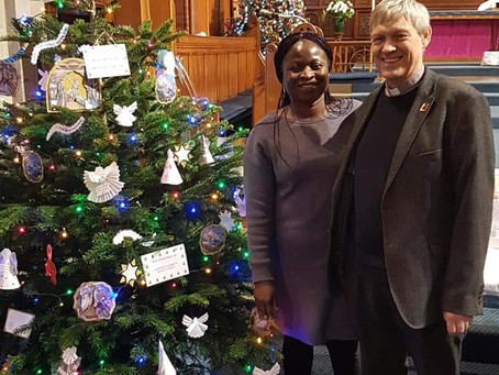Add Advent and Christmas services to http://AChurchNearYou.com