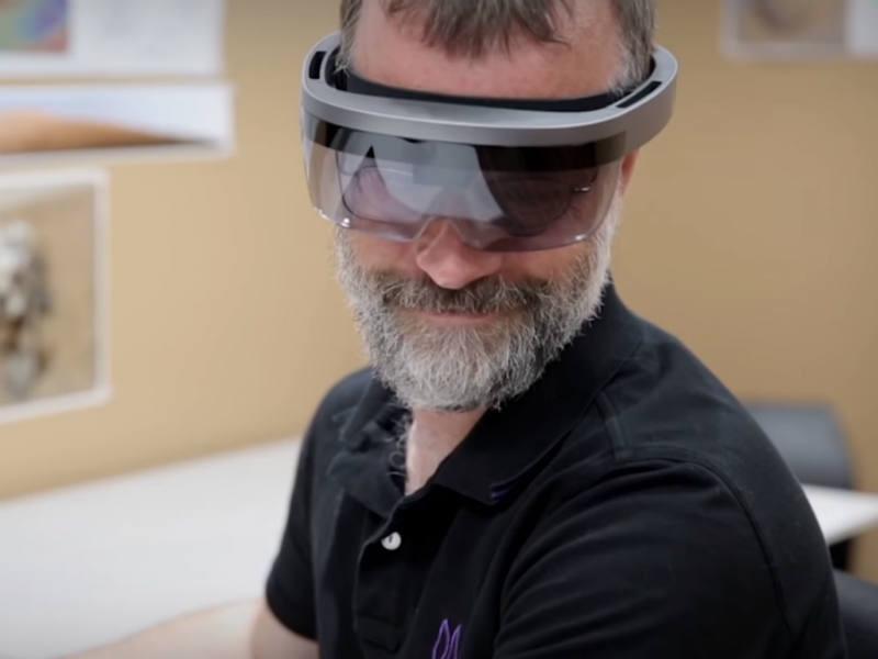 Nuovo visore HoloLens 2_IMPAPCS