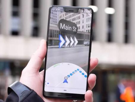 In arrivo la realtà aumentata per l'app Google Maps