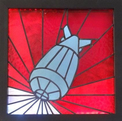 Bomb 360 R (405mm x 405mm / 15.9 x 15.9)