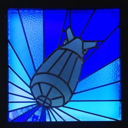Bomb 360 B (405mm x 405mm / 15.9 x 15.9)