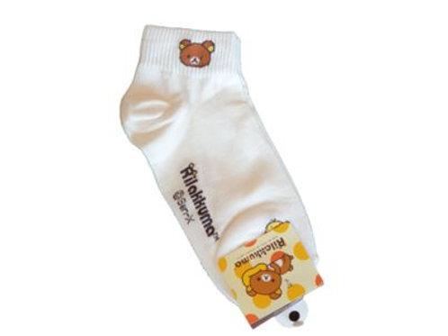 Rirakuma hot Cake 2 Socks 15402