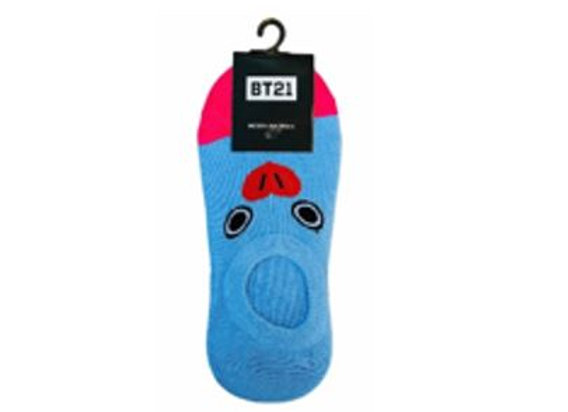 BT21 Woman Sock Mang