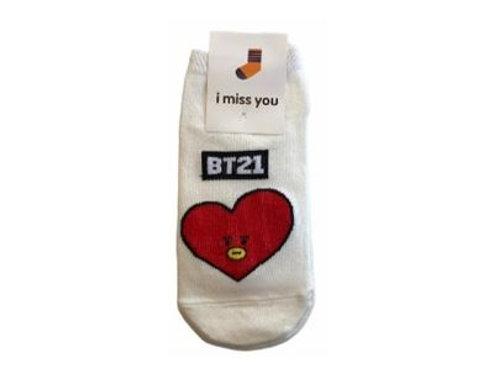 BT21 IMU Socks Tata 18-0002