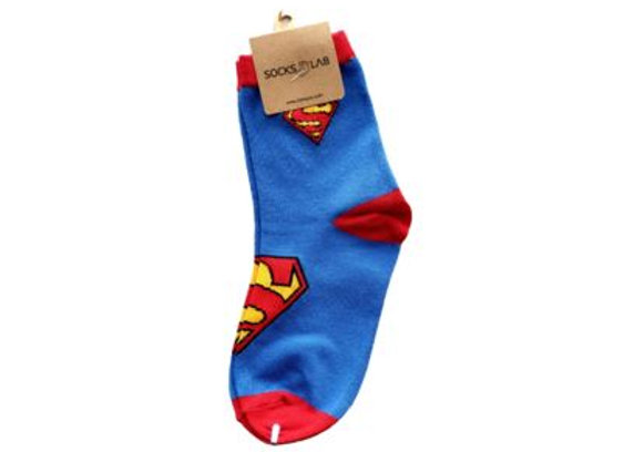 Superman Blue 9-10 Yrs Old 10191