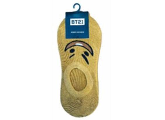 BT21 Woman Sock Shooky