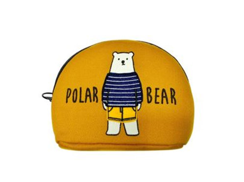 Multi Pouch Polar Bear 37002500