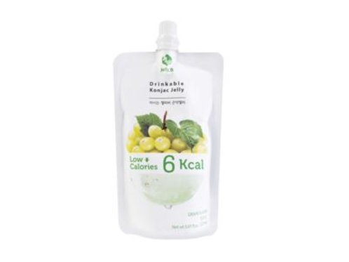 Drinkable Konjac Jelly Green Grapes flavor 150ml