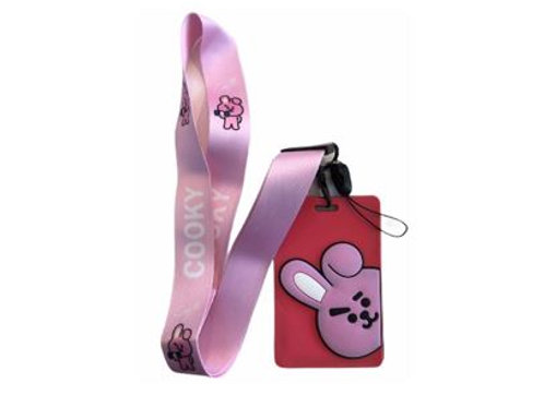 BT21 ID Card Case Cooky 11-0004