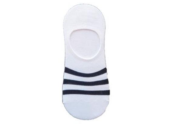 Men Socks White 12301
