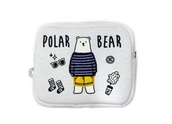 Multi Pouch Polar Bear 37002498