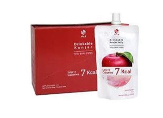 BOX | Drinkable Konjac Jelly Apple Flavor 150ml x 10