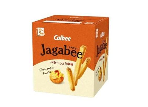 Jagabee Butter Shoyu 80g
