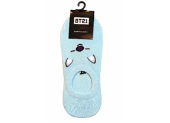 BT21 Woman Sock Koya