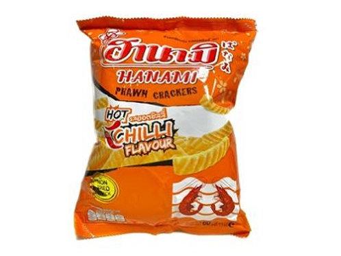 Prawn Crackers Hot Chilli 60G