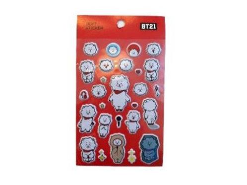 BT21 Stickers RJ 12-003