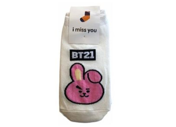 BT21 IMU Socks Cooky 18-0002