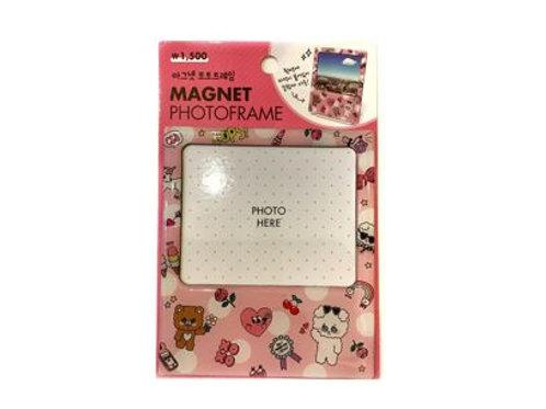 Magnet Photoframe Pink 16007472