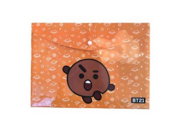 BT21 Envelope Shooky 11-0015