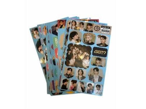 GOT7 Stickers 11-0007