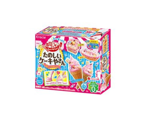 Poppin Cooking Happy Cake Shop 26g