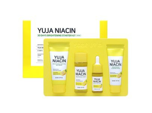 Korean Cosmetic Yuja Niacin 30 Days Starter Kit