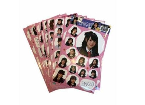 BNK48 Stickers 11-0007