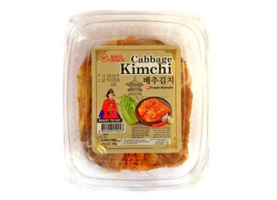 KC Cabbage Kimchi 500g