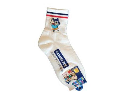 Shin Chan Kazama Socks 12377
