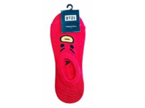 BT21 Woman Sock Tata